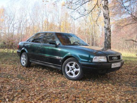 Audi 80 1994 - отзыв владельца