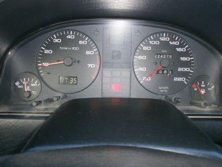 Audi 80 1992 - отзыв владельца