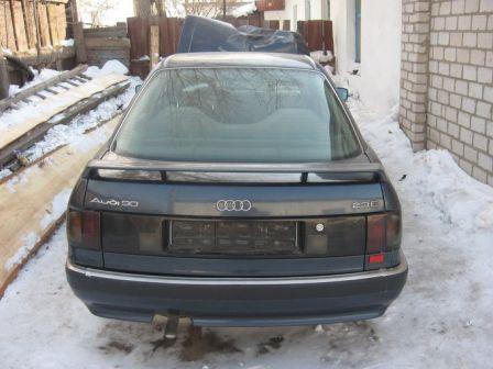 Audi 90 1987 - отзыв владельца