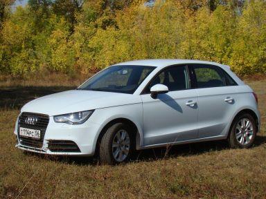Audi A1 2012 отзыв автора | Дата публикации 14.04.2013.