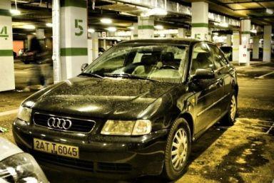 Audi A3 2000 отзыв автора | Дата публикации 27.10.2011.