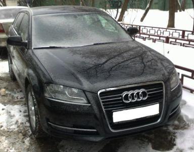 Audi A3, 2012