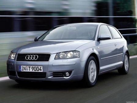 Audi A3 2003 - отзыв владельца