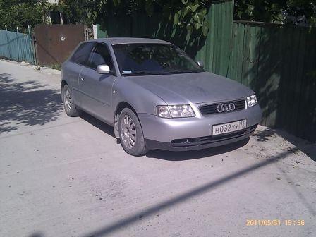 Audi A3  - отзыв владельца