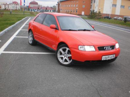 Audi A3 1996 - отзыв владельца