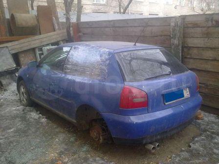 Audi A3 1997 - отзыв владельца