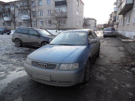 Audi A3 2000 - отзыв владельца