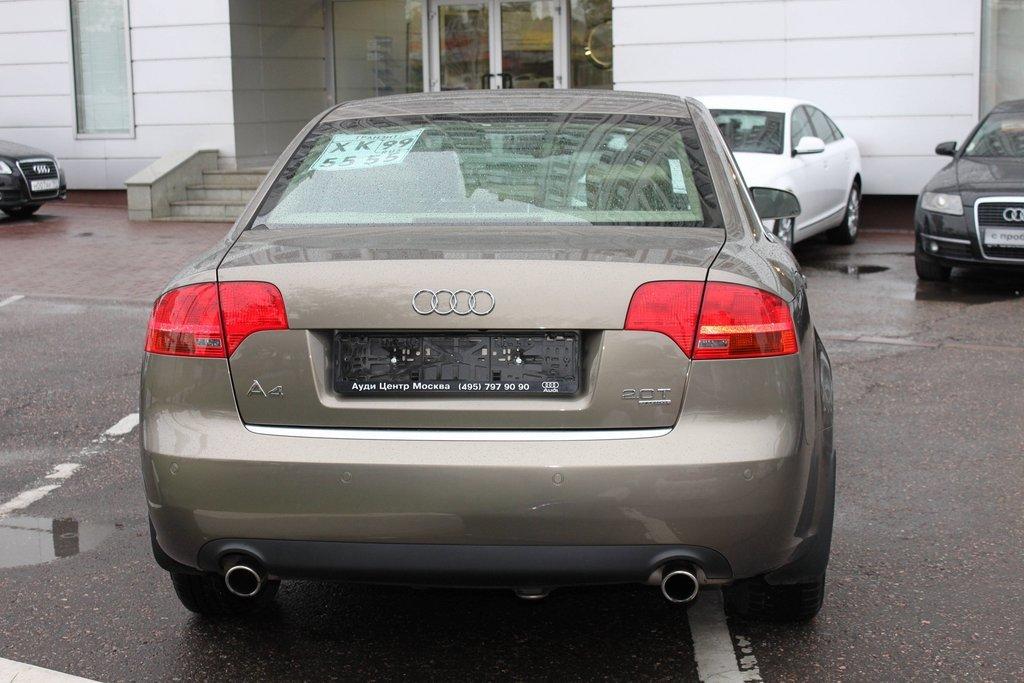 ауди а4 2007 2 литра всем привет седан акпп сыктывкар A4 20t