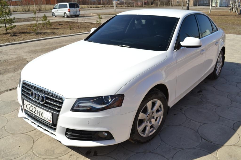 Технические характеристики Audi A4  Ауди А4 справочник