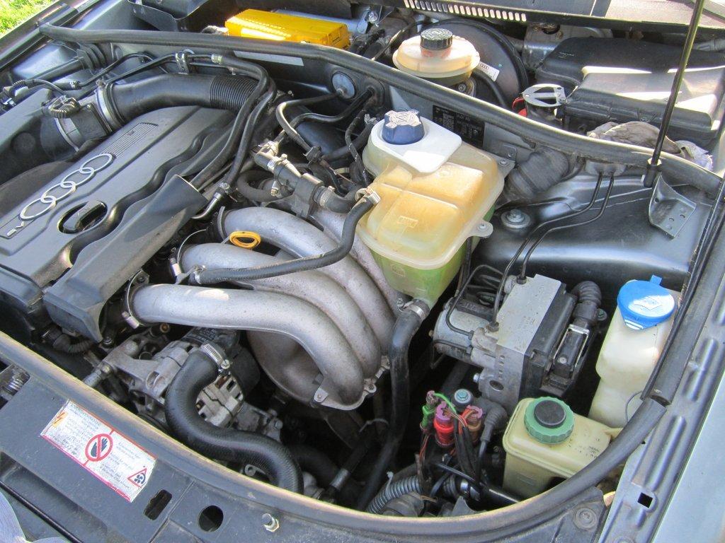 audi a4 b5 1998 1.8 бензин какое масло лить