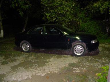 Audi A4 1997 отзыв автора | Дата публикации 13.12.2011.