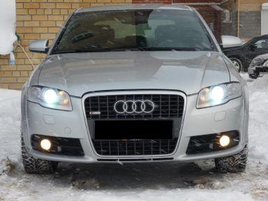 Audi A4 2006 отзыв автора | Дата публикации 31.01.2012.