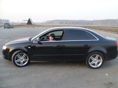 Audi A4 2006 отзыв автора | Дата публикации 30.08.2012.