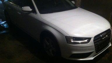 Audi A4 2012 отзыв автора | Дата публикации 20.11.2012.