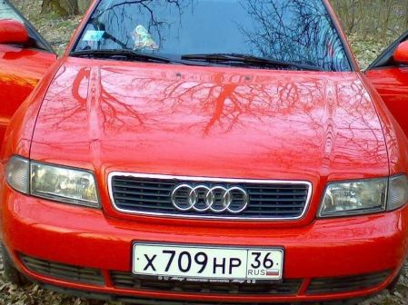 Audi A4 1998 - отзыв владельца