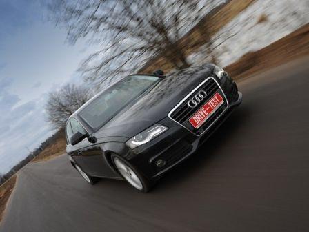 Audi A4 2010 - отзыв владельца