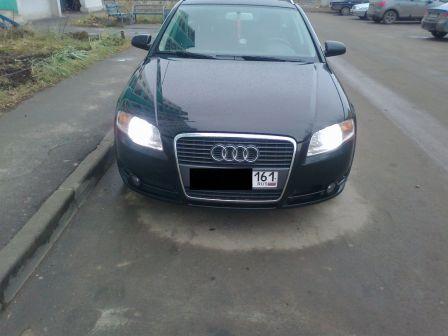Audi A4 2006 - отзыв владельца
