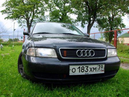 Audi A4 1996 - отзыв владельца