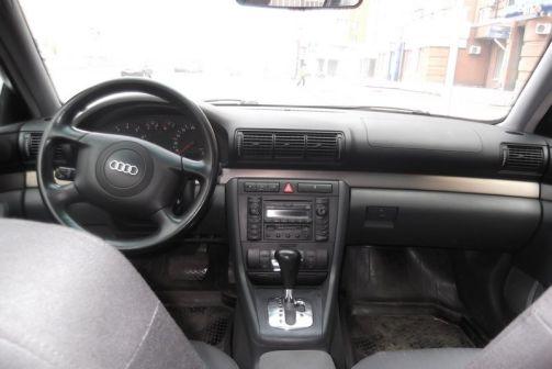 Audi A4 2000 - отзыв владельца