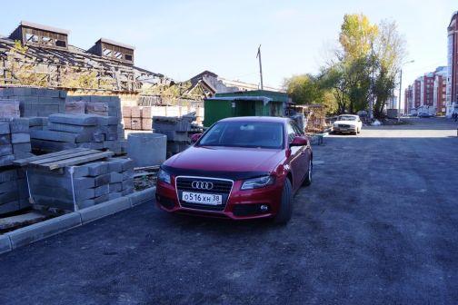 Audi A4 2008 - отзыв владельца
