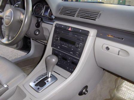 Audi A4 2004 - отзыв владельца