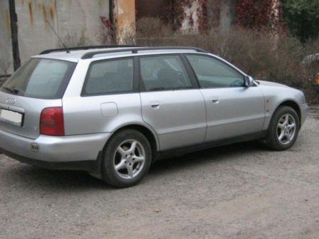Audi A4 1997 - отзыв владельца