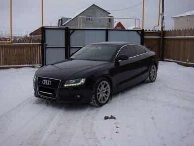 Audi A5 2009 отзыв автора | Дата публикации 03.12.2011.