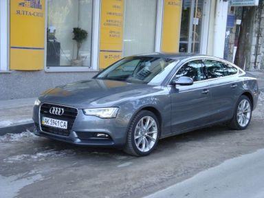 Audi A5 2012 отзыв автора | Дата публикации 15.02.2012.