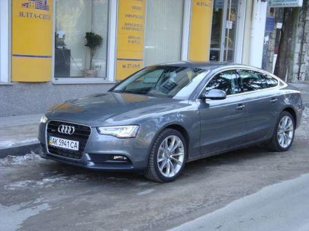 Audi A5 2012 - отзыв владельца