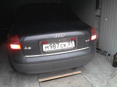 Audi A6, 1998