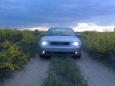 Audi A6 1999 отзыв автора | Дата публикации 21.04.2011.