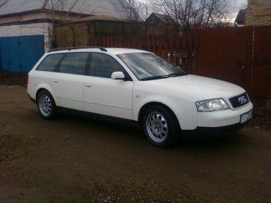 Audi A6, 2000