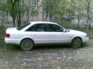 Audi A6 1995 отзыв автора | Дата публикации 13.09.2011.