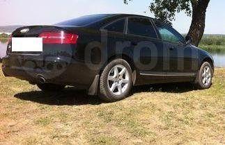 Audi A6 2011 отзыв автора | Дата публикации 04.10.2011.