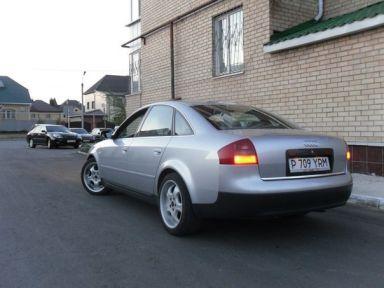 Audi A6 1997 отзыв автора | Дата публикации 19.10.2012.