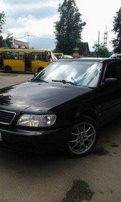 Audi A6, 1996