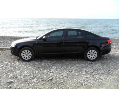 Audi A6 2006 отзыв автора | Дата публикации 11.04.2013.