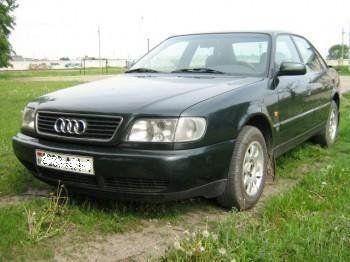 Audi A6  - отзыв владельца