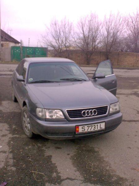 Audi A6 1994 - отзыв владельца
