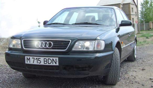 Audi A6 1995 - отзыв владельца