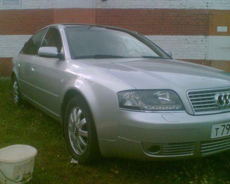 Audi A6 2004 - отзыв владельца