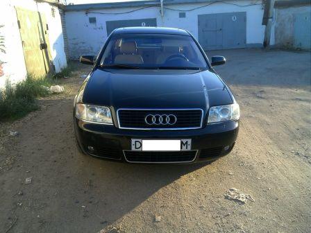 Audi A6 2003 - отзыв владельца