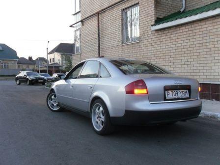 Audi A6 1997 - отзыв владельца