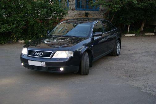 Audi A6 2001 - отзыв владельца