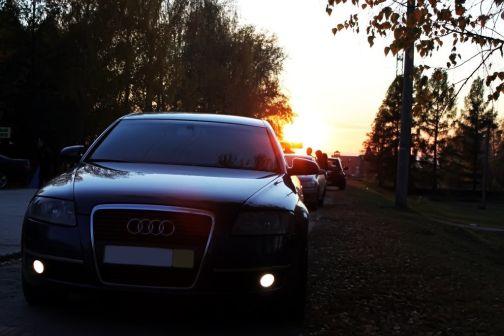 Audi A6 2005 - отзыв владельца