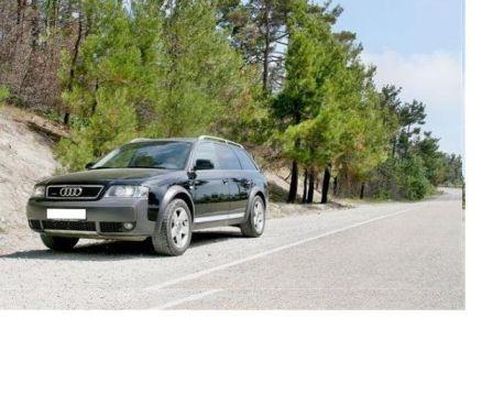 Audi A6 allroad quattro 2003 - отзыв владельца