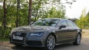 Audi A7, 2011