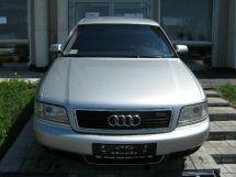 Audi A8, 2002
