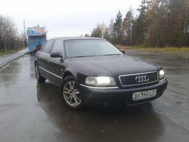 Audi A8, 1999