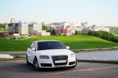 Audi A8 2003 отзыв автора | Дата публикации 11.01.2013.